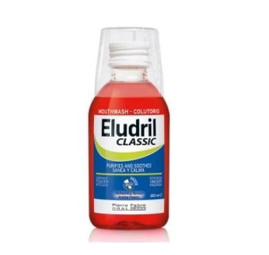 ELUDRILCLASSIC płyn do płukania 500 ml